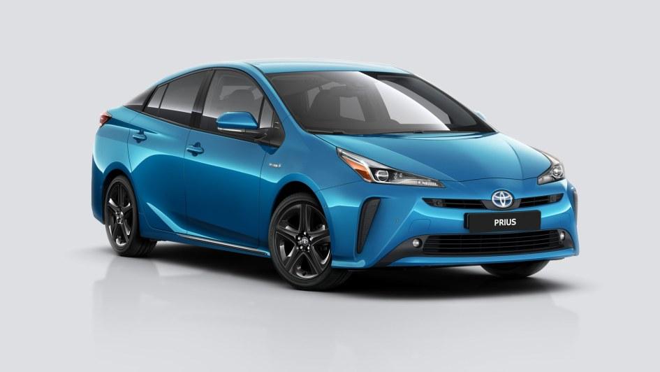 Tipos de vehículos híbridos. Toyota Prius 2019 HEV