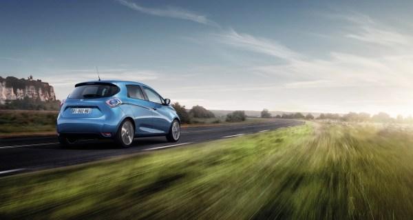 Renault Zoe ZE40 homologa 403 km de autonomía NEDC y 300 km de autonomia WLTP