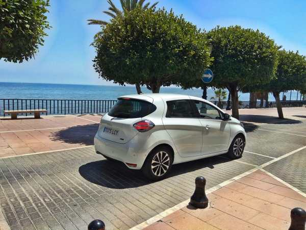 Renault ZOE ZE50 R135 en Marbella