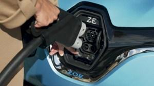 Conector CCS en el Nuevo Renault ZOE