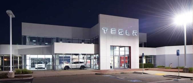 Tesla Dublín