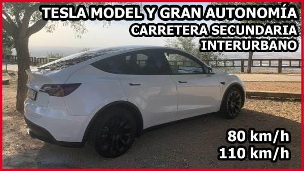 Tesla Model Y Gran Autonomía