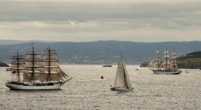 Tall Ships Races en A Coruña