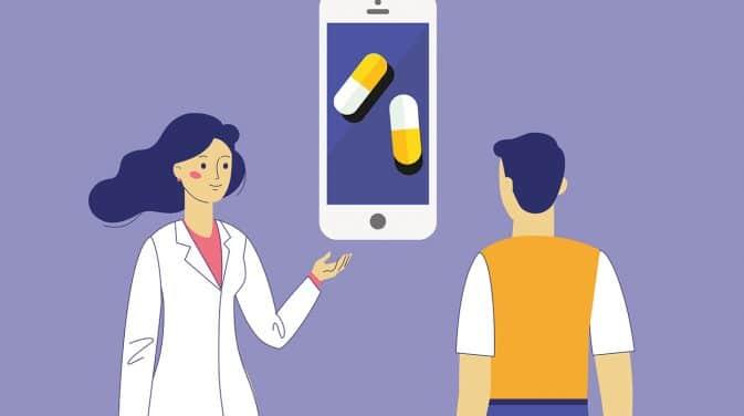 medicina digital terapia realidad virtual app