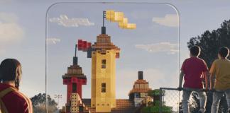 minecraft eath realidad aumentada