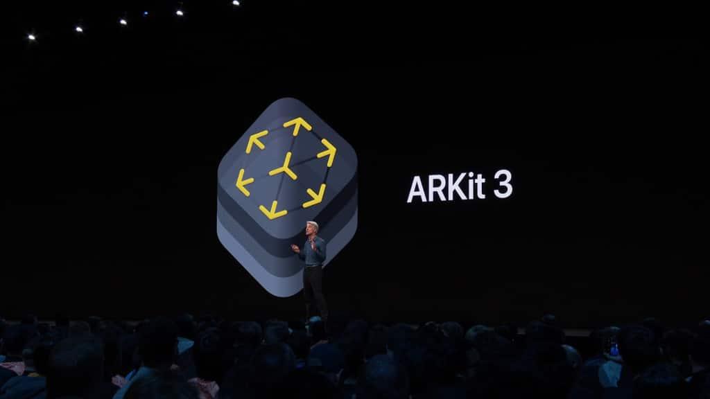 arkit 3 wwdc 2019 AR