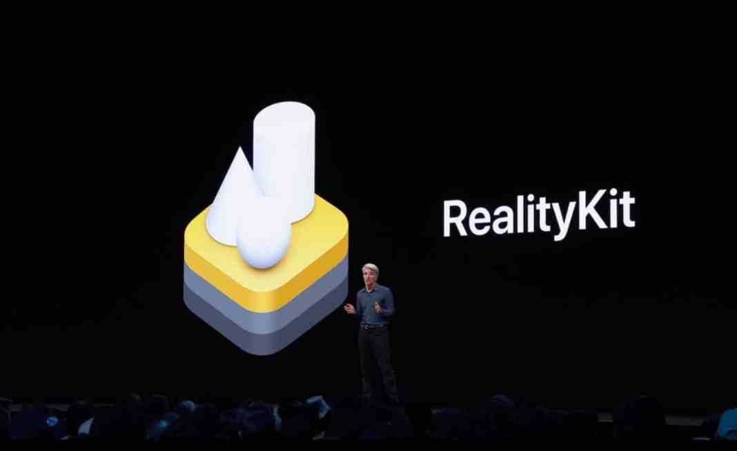 reality kit wwdc apple arkit