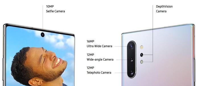 Depth Vision - Samsung Galaxy Note 10 Plus