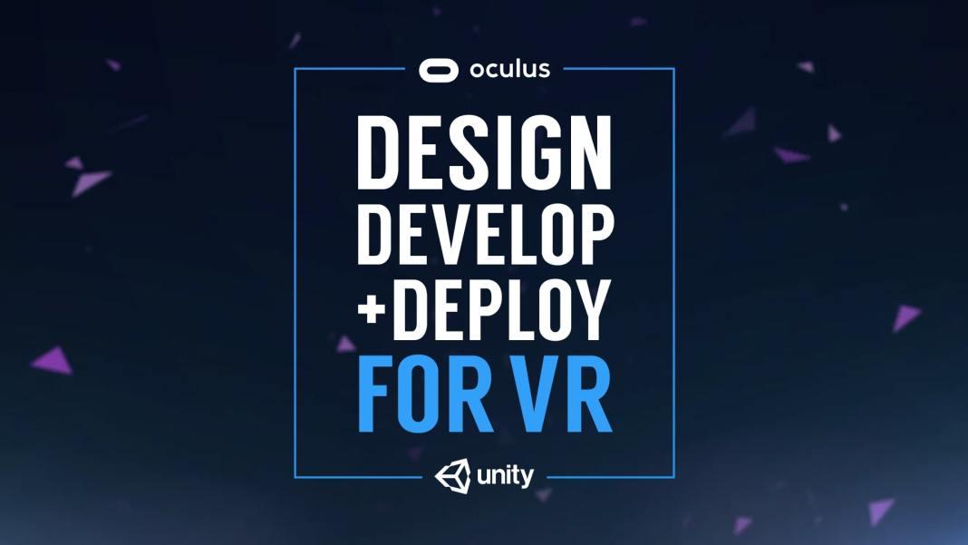 programacion realidad virtual oculus unity