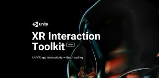 xr interaction toolkit unity