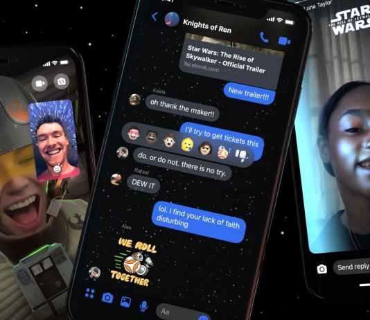 star wars realidad aumentada facebook