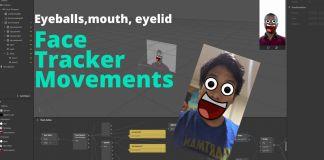 face tracker movements