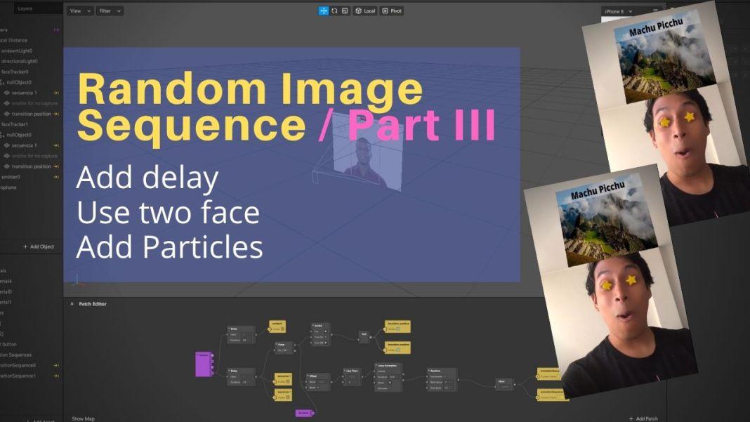 random image sequence part 3