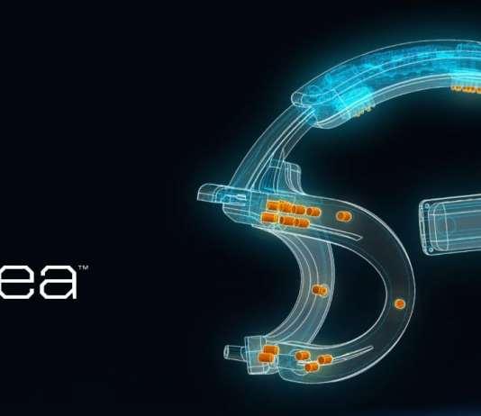 Galea mixed reality hardware
