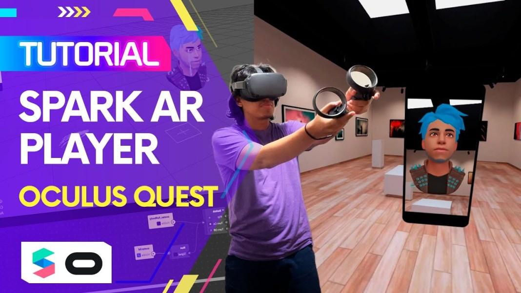 Spark AR Oculus Quest