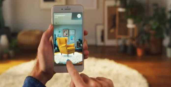 ikea app realidad aumentada