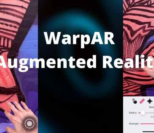 warpar realidad aumentada