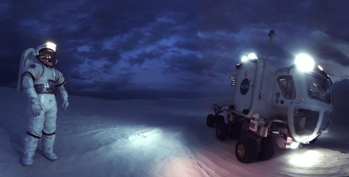 Space Explorers serie VR