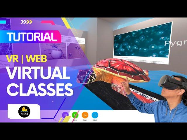 virtual clases vr
