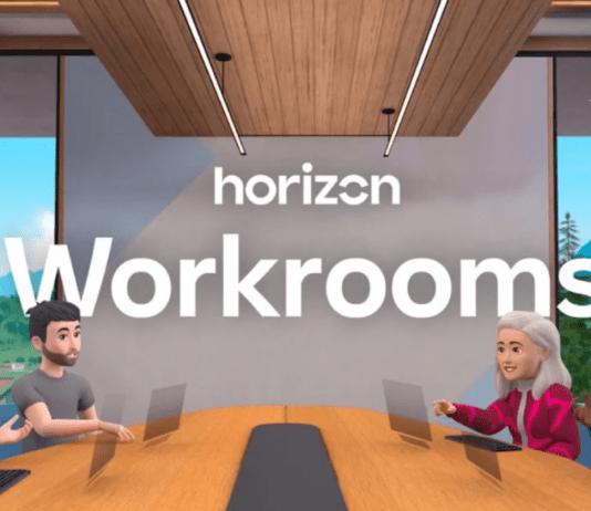 Horizon Workrooms Facebook