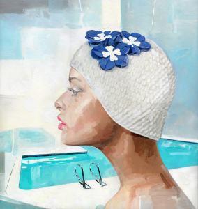 Blue Flowers by Jim Salivati