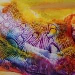 No. 2, Colored Imprints Series