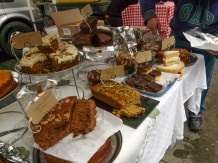 I've seen baked goods at farmer's markets in Chicago, but this just looked so much nicer. In a not entirely unrelated note, I just discovered from Wikipedia that this neighborhood of London has the highest concentration of millionaires of any area of the UK.