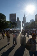 Ah, Taste of Chicago - hot, crowded, and overpriced (usually) but still fun
