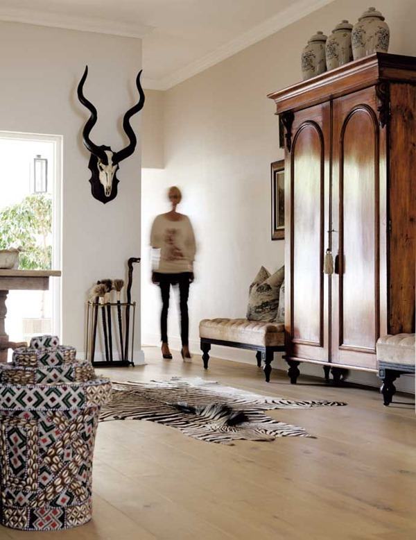 How To Decorate Around And On Top Of Tall Furniture
