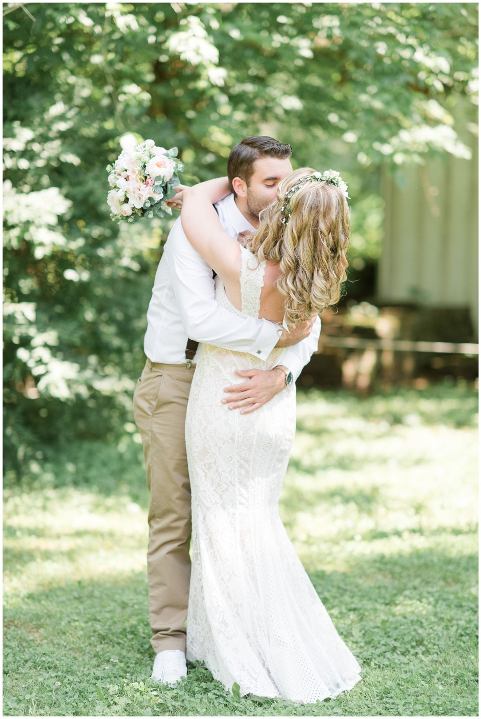 Historic Aldie Mill wedding