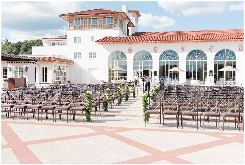 best wedding venue in Washington DC congressional country club