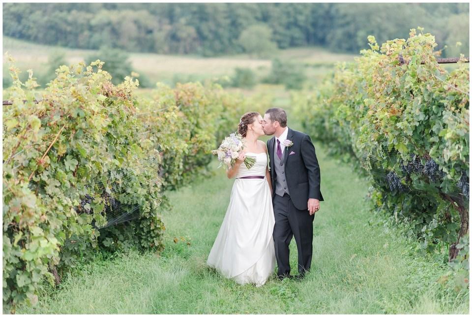 Breaux Vineyards Wedding Photos