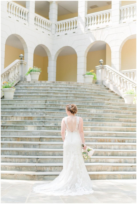 airlie-virginia-spanish-steps-wedding-photo