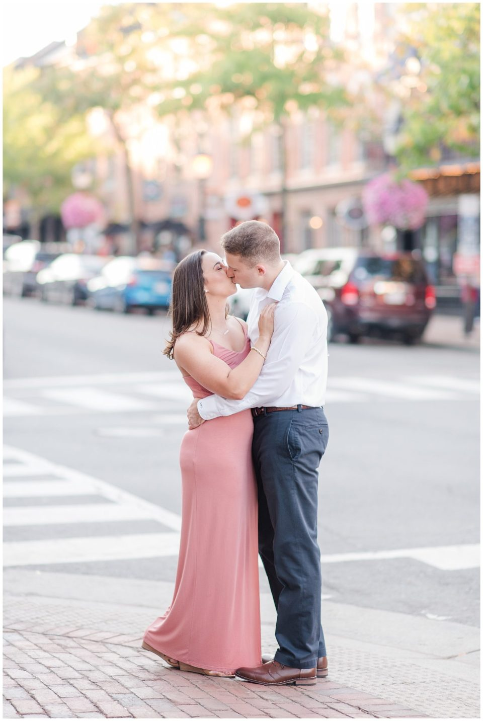 Alexandria virginia engagement photos