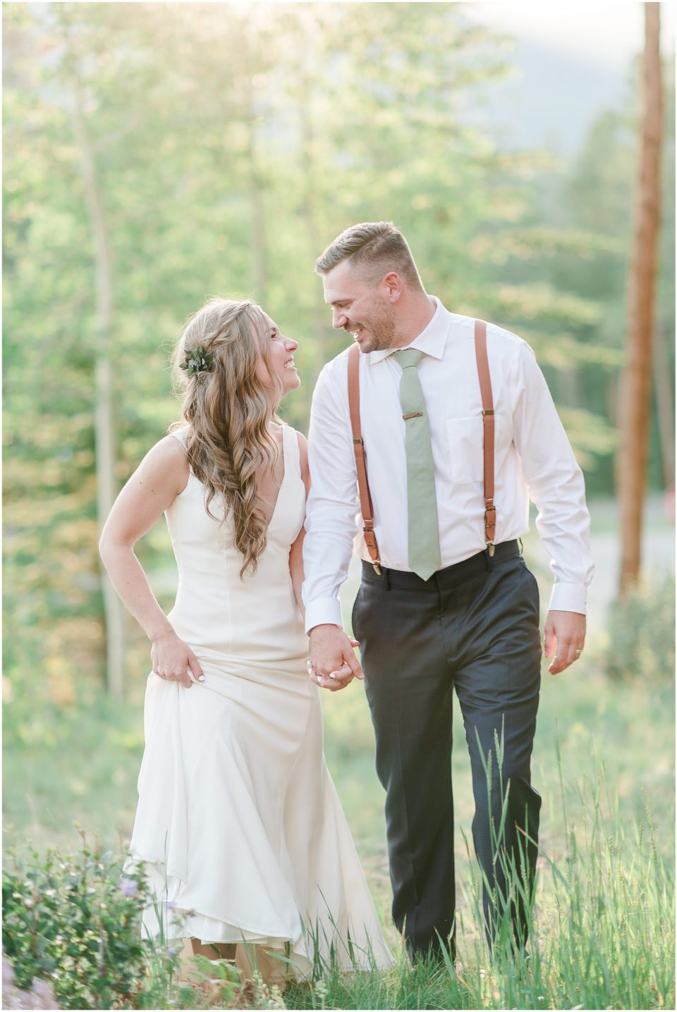 breckenridge colorado wedding photos