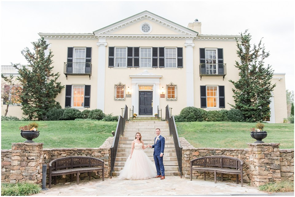 airlie house wedding photo northern virginia