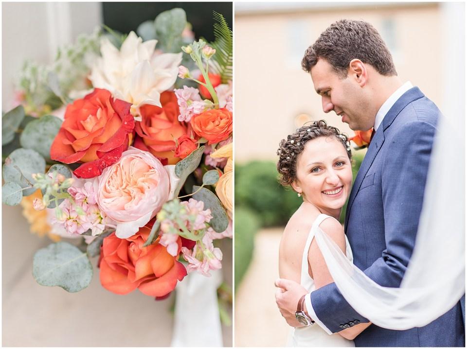 tudor place wedding photo