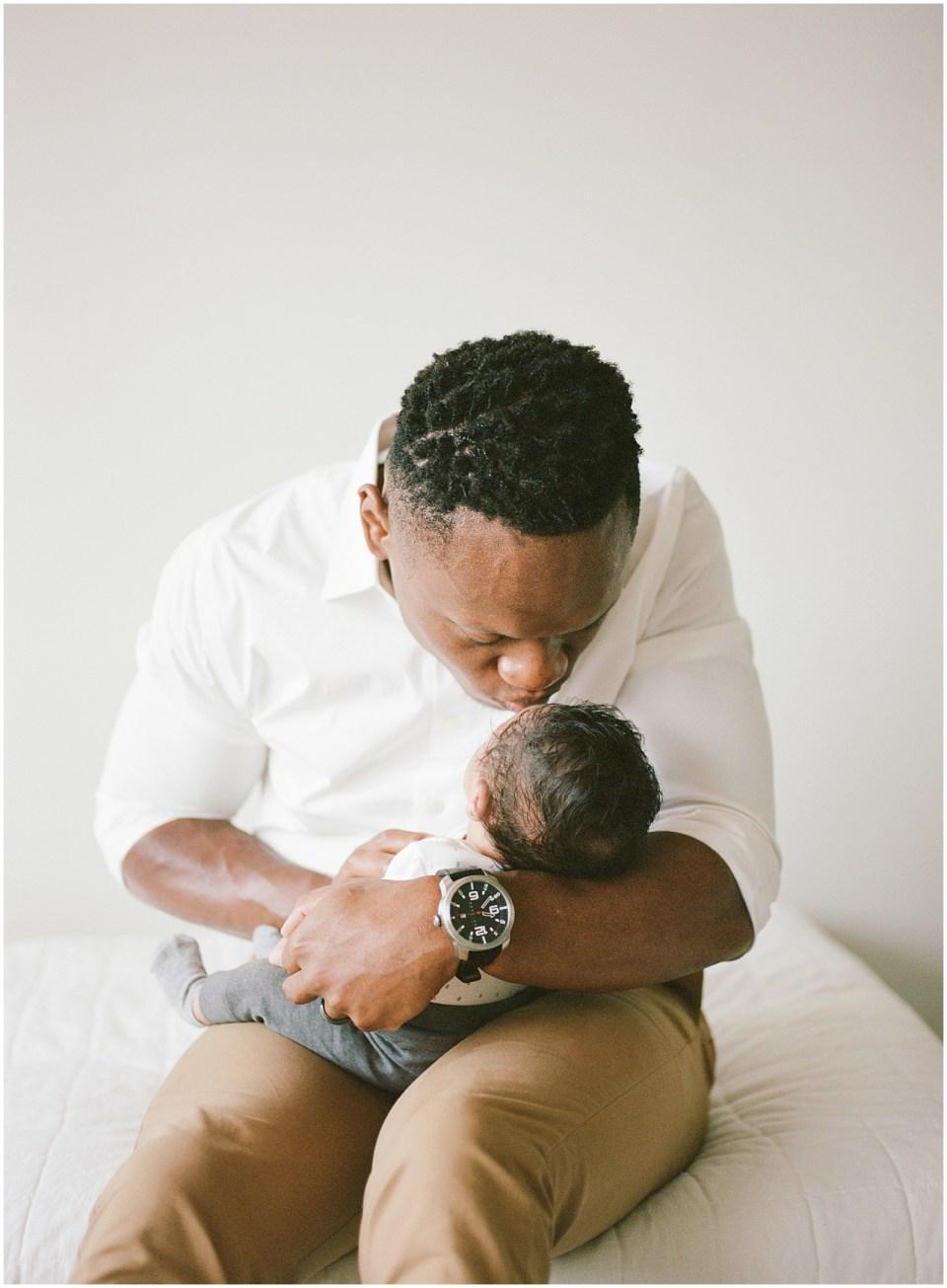 lifestyle newborn photo