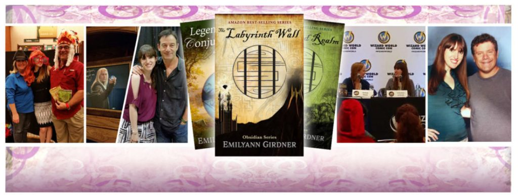 emilyann girdner fantasy books author 2017