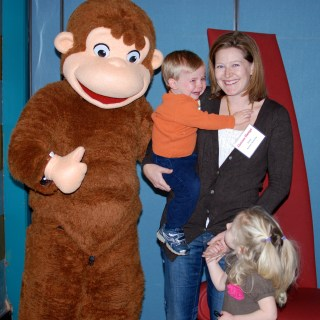 New Curious George Season Starts Dec 3rd!