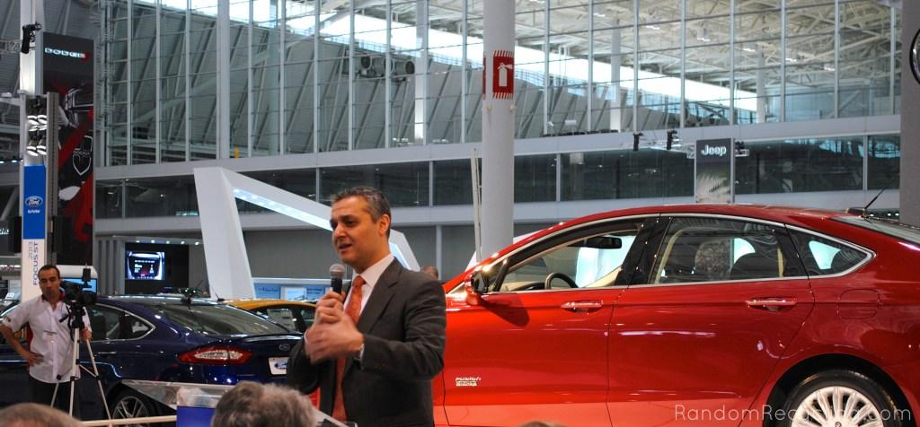 Ford Energi presentation
