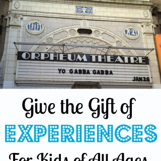 Give the Gift of Experience Instead of Stuff