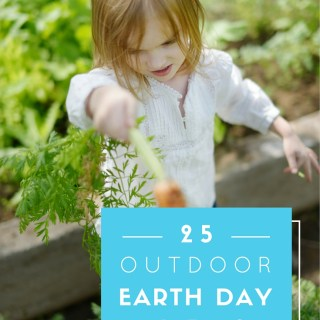 25 Earth Day Outdoor Activities for Kids