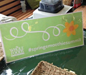 Smoothie Summit RandomRecycling