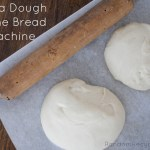 Pizza Dough Bread Machine Recipe