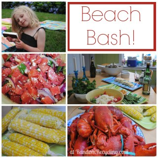 Throw a Beach Bash