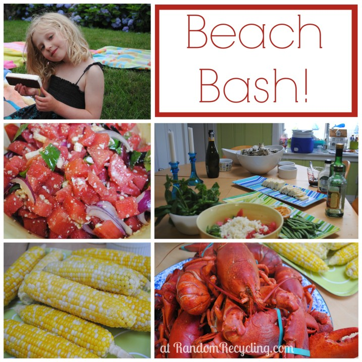 Beach Bash Party