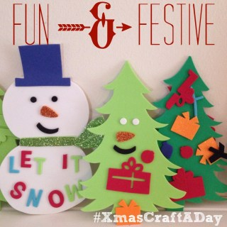 A Christmas Craft A Day