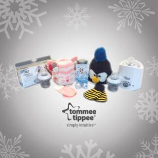 Tommee Tippee Winter Essentials Giveaway- 6 month baby update