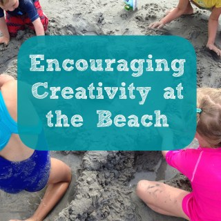 What happens when kids bring one pail to the beach?